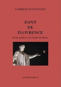 Gabriele D'Annunzio - Dant de flovrence - Deux préfaces à la Comédie de Dante.