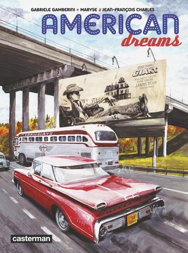 Gabriele Gamberini et Maryse Charles - American dreams (intégrale).