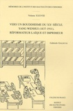 Gabriele Goldfuss - Vers un bouddhisme du XXe siècle - Yang Wenhui (1837-1911), réformateur laïque et imprimeur.