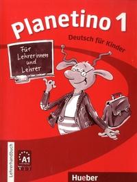 Planetino 1 Deutsch für Kinder A1 - Lehrerhandbuch.pdf