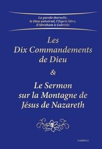 Gabriele - Les Dix Commandements & Le Sermon sur la Montagne.