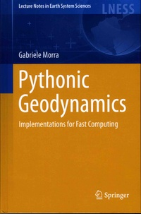 Deedr.fr Pythonic Geodynamics - Implementations for Fast Computing Image
