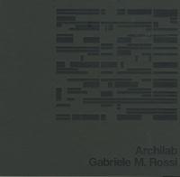 Gabriele Rossi - Archilab.