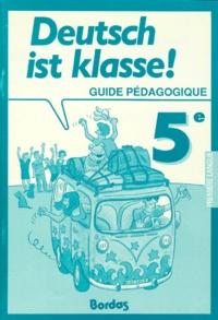 ALLEMAND 5EME LV1 DEUTSCH IST KLASSE! Guide pédagogique.pdf