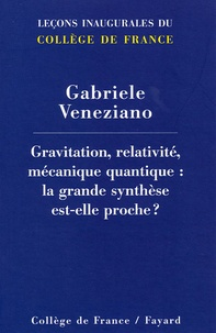 Coachingcorona.ch Gravitation, relativité, mécanique quantique : la grande synthèse est-elle proche ? Image