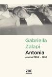 Gabriella Zalapi - Antonia - Journal 1965-1966.