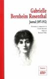 Gabrielle Bernheim Rosenthal - Journal (1897-1932).