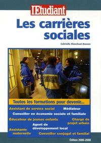 Gabrielle Blanchout-Busson - Les carrières sociales.