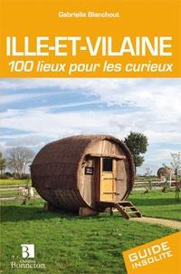 Gabrielle Blanchout - Ille-et-Vilaine - 100 lieux pour les curieux.