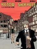 Gabrielle Borile et François Rivière - Victor Sackville Tome 10 : La cigogne noire.