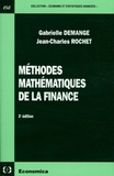 Gabrielle Demange et Jean-Charles Rochet - Méthodes mathématiques de la finance.