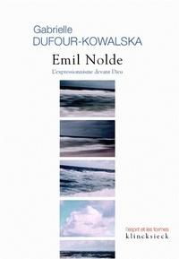 Histoiresdenlire.be Emil Nolde - L'expressionnisme devant Dieu Image