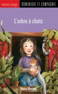 Gabrielle Grimard et Nancy Montour - L'arbre à chats.