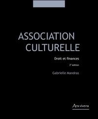 Gabrielle Mandras - Association culturelle - Droit et finances.