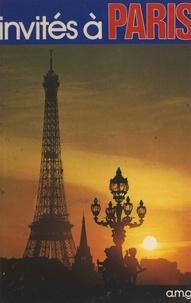 Gabrielle Marquet et Jacques Nestgen - Invités à Paris.