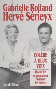 Gabrielle Rolland et Hervé Sérieyx - .
