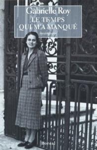 Gabrielle Roy - .