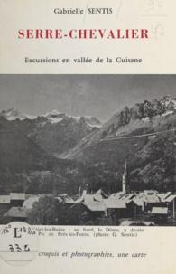 Gabrielle Sentis - Serre-Chevalier - Excursions en vallée de la Guisane.