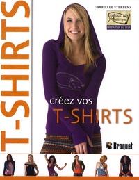 Gabrielle Sterbenz - Créez vos T-shirts - Créez des styles fabuleux.