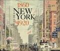 Gabrielle Townsend - Vues de New-York 1860-1920.