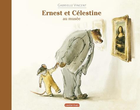 Gabrielle Vincent - Ernest et Célestine  : Ernest et Célestine au musée.