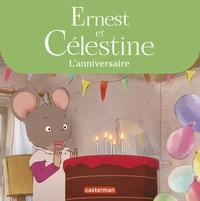 Gabrielle Vincent - Ernest et Célestine  : L'anniversaire.