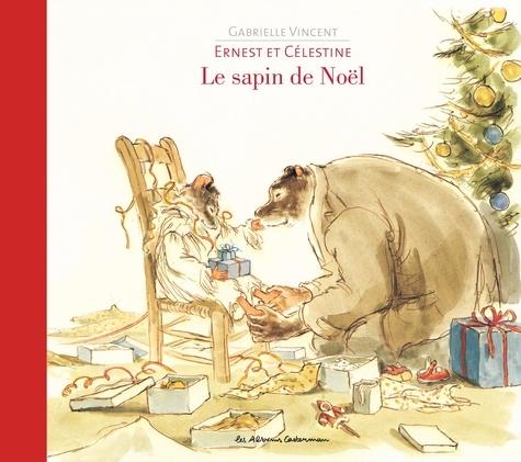 Ernest et Célestine  Le sapin de Noël