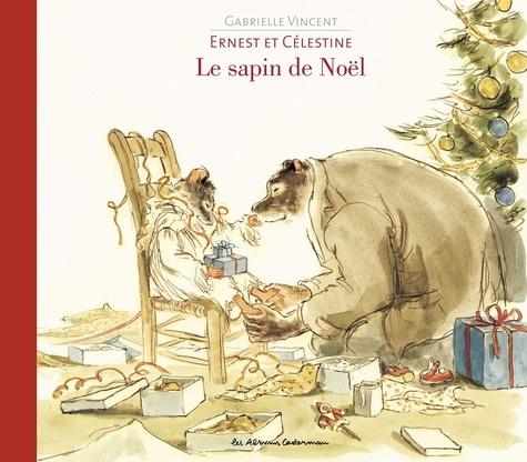 Ernest et Célestine - Le sapin de NoëlGabrielle Vincent - 9782203086562 - 6,99 €