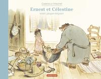 Gabrielle Vincent - Ernest et Célestine Tome : Ernest et Célestine vont pique-niquer.