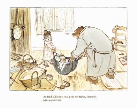 Ernest et Célestine Tome Ernest et Célestine vont pique-niquer