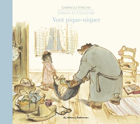 Ernest et Célestine  Vont pique-niquer