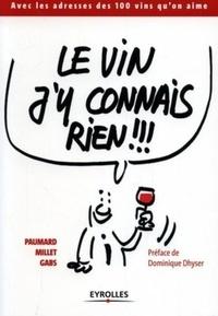 Lesmouchescestlouche.fr Le vin, j'y connais rien!!! Image
