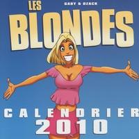Gaby et  Dzack - Calendrier Les Blondes 2010.