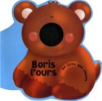 Gaby Goldsack et Marie Allen - Boris l'ours.
