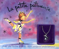 Gaby Goldsack - La petite patineuse - Avec une chaine et un ravissant pendentif porte-bonheur.
