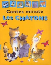 Gaby Goldsack et Alison Atkins - Les chatons.
