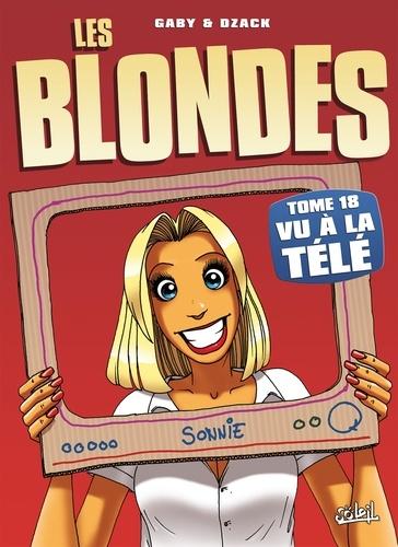 Les Blondes Tome 18 Vu à la télé