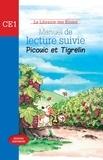 Gaël Brehon et Jean Nemo - Manuel de lecture suivie CE1 Picouic et Tigrelin.