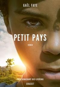 Gaël Faye - Petit pays - roman.
