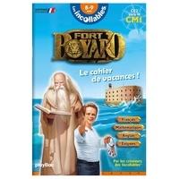Gaël Lannurien et Gwenaëlle Aznar - Fort Boyard, le cahier de vacances ! CE2 vers CM1.