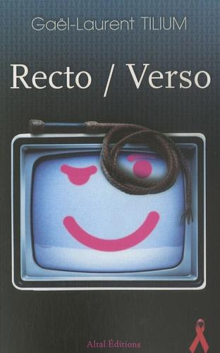 Gaël-Laurent Tilium - Recto/Verso.