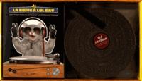 Gaël Le Neillon - La boîte à LOL Cat - Contient : 1 livre de projets et 1 griffoir en platine DJ.