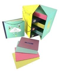 La boîte à trésors de mon bébé - Avec 4 enveloppes, 1 livre de bébé.pdf
