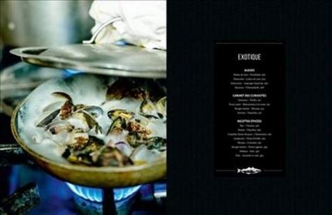 Cuisiner la mer. 70 espèces, 90 recettes