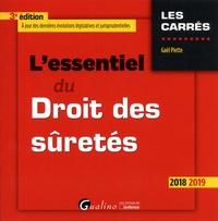 L'essentiel du droit des sûretés - Gaël Piette pdf epub