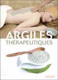 Gaël Sitzia - Argiles thérapeutiques.