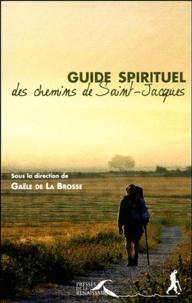 Gaële de La Brosse - Guide spirituel des chemins de Saint-Jacques.