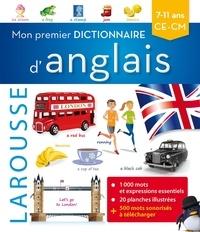 Gaëlle Amiot-Cadey - Mon premier dictionnaire d'anglais.