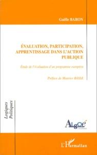 Evaluation, participation, apprentissage dans laction publique. Etude de lévaluation dun programme européen.pdf