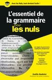 Gaëlle Bodelet - L'Essentiel de la grammaire pour les Nuls.